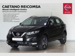 Nissan Qashqai DIG-T 103 kW (140 CV) E6D ACENTA N-STYLE segunda mano Madrid