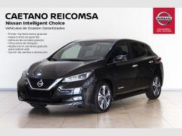 Nissan LEAF segunda mano Madrid