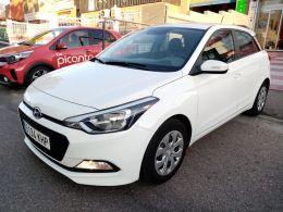 Hyundai i20 1.2 MPI Fresh segunda mano Madrid