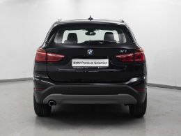 BMW X1 sDrive18dA segunda mano Madrid