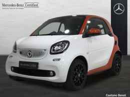 Smart Fortwo 60kW(81CV) EQ coupe segunda mano Málaga