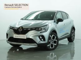 Renault Captur E-TECH Híbrido Enchufable SL 117kW segunda mano Pontevedra