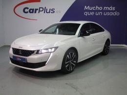 Peugeot 508 Hybrid segunda mano Madrid