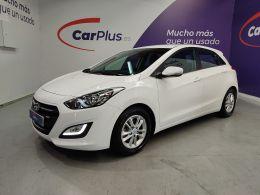 Hyundai i30 segunda mano Madrid