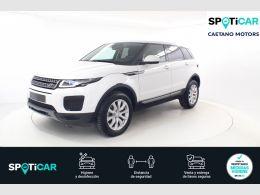 Land Rover Range Rover Evoque segunda mano Málaga