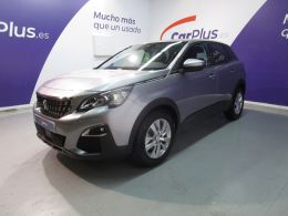 Peugeot 3008 segunda mano Madrid