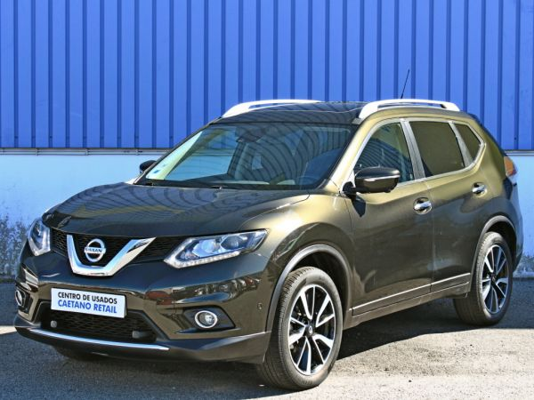 Nissan X-Trail segunda mano Porto
