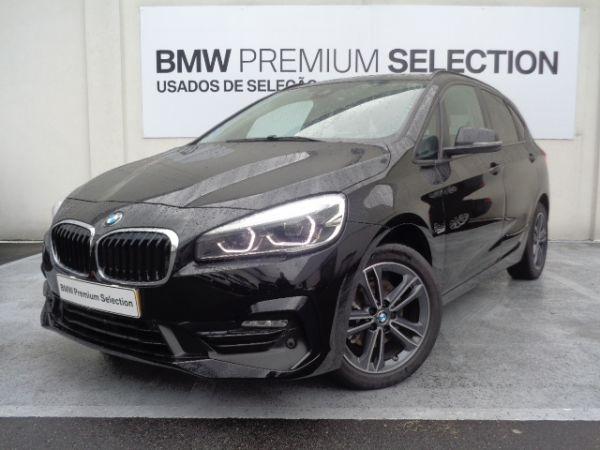 BMW Serie 2 Active Tourer segunda mano Porto