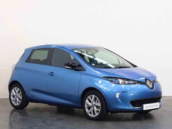 Renault ZOE segunda mano Porto