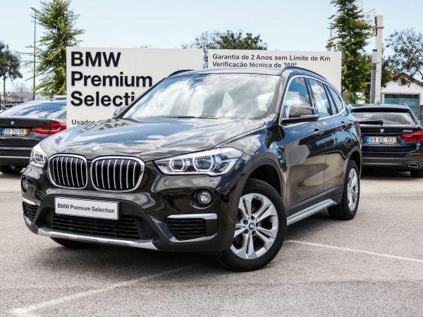 BMW X1 segunda mano Lisboa