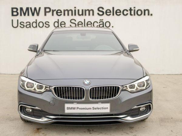 BMW Serie 4 420d Gran Coupe usado (Lisboa)
