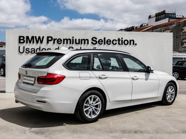 BMW Serie 3 318d Touring Corporate Edition usado (Lisboa)