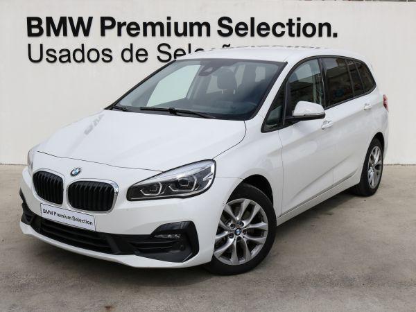 BMW Serie 2 Gran Tourer 216d Auto (218d  2.0d 150cv) usado (Lisboa)