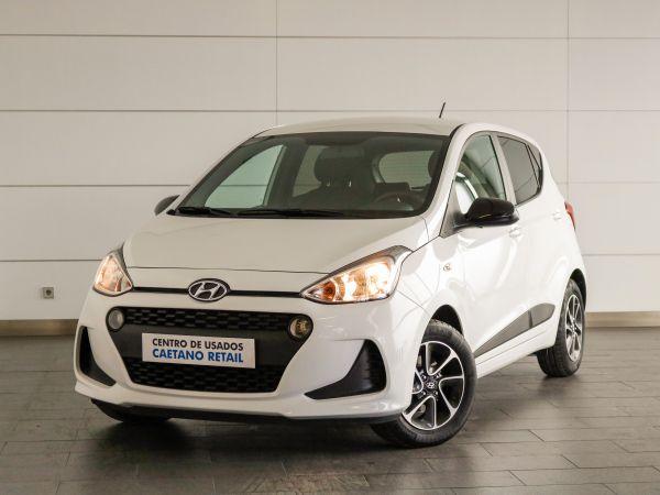 Hyundai i10 segunda mão Lisboa