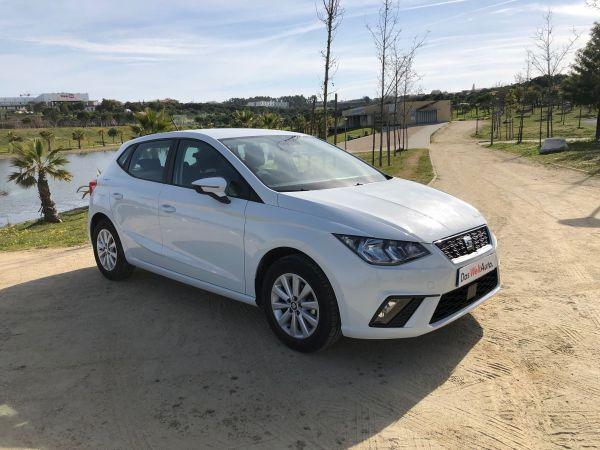 SEAT Ibiza segunda mão Castelo Branco