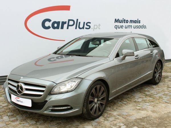 Mercedes Benz Classe CLS segunda mão Porto