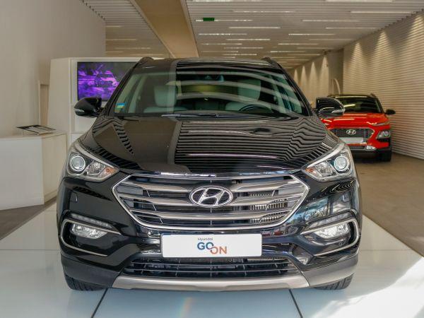 Hyundai Santa Fe segunda mano Lisboa