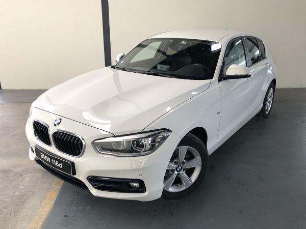 BMW Serie 1 segunda mano Faro