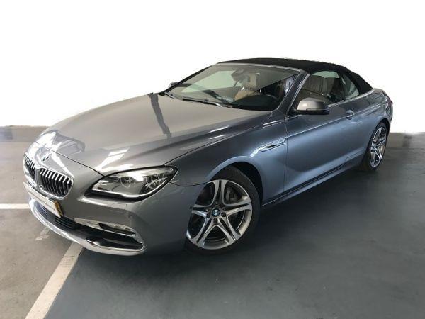 BMW Serie 6 segunda mano Faro