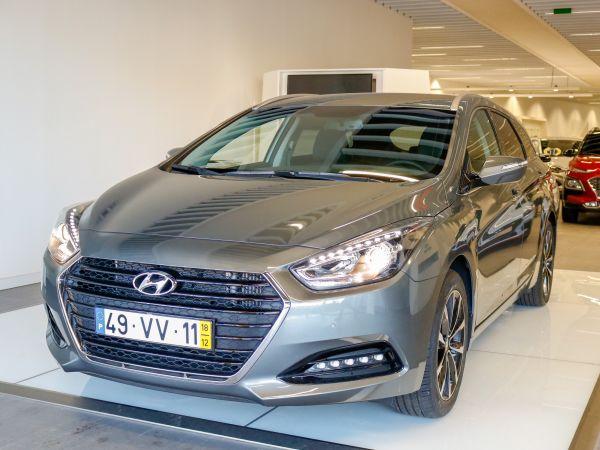 Hyundai i40 segunda mão Lisboa
