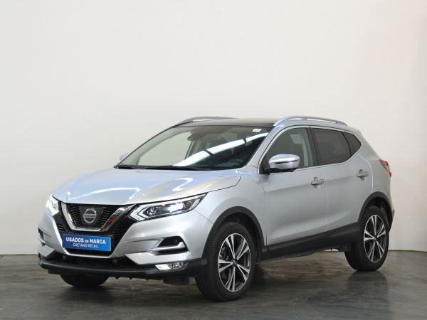 Nissan Qashqai segunda mão Porto