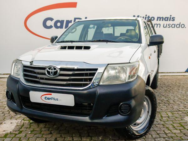 Toyota Hilux segunda mão Braga