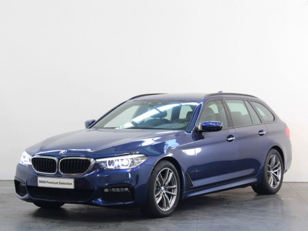 BMW Serie 5 segunda mão Porto