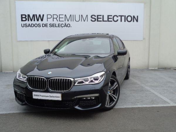 BMW Serie 7 segunda mano Porto