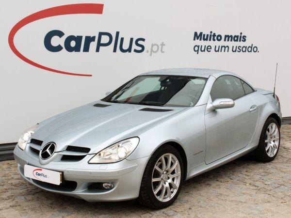 Mercedes Benz Classe SLK segunda mão Braga