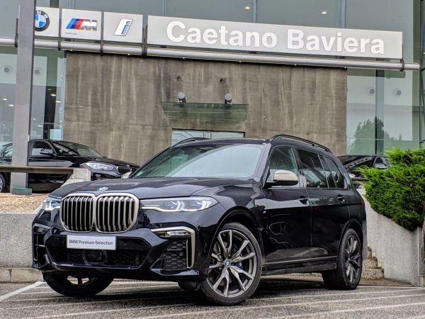 BMW X7 segunda mano Lisboa