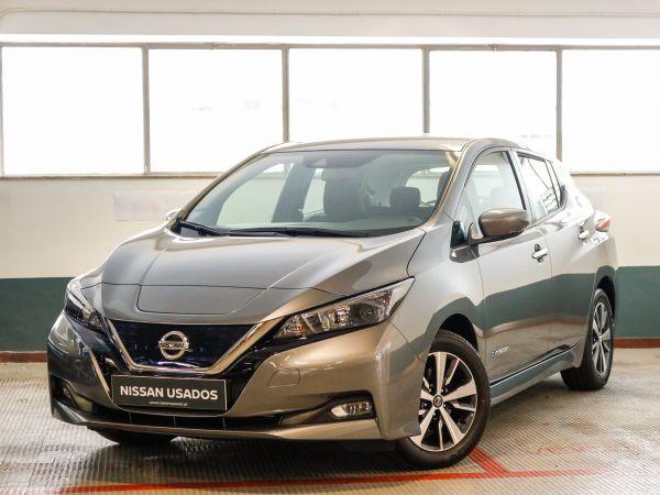 Nissan LEAF segunda mão Lisboa