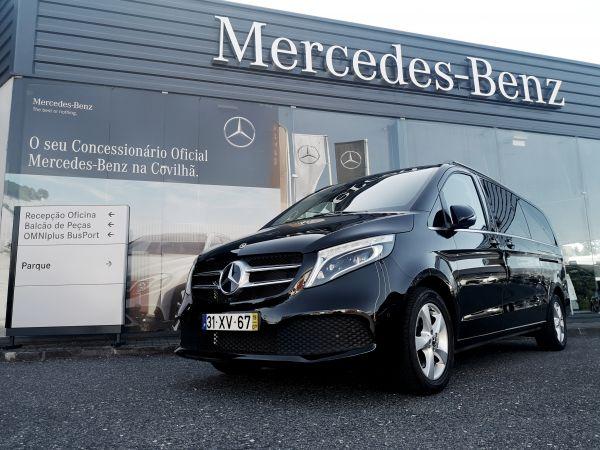 Mercedes Benz V-Class segunda mão Castelo Branco
