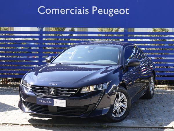 Peugeot 508 segunda mano Lisboa