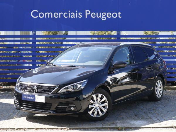 Peugeot 308 SW segunda mano Lisboa