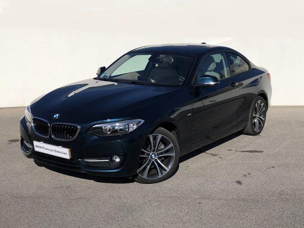 BMW Série 2 segunda mão Faro