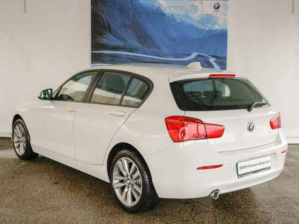 BMW Serie 1 116d Auto Advantage Business usado (Lisboa)