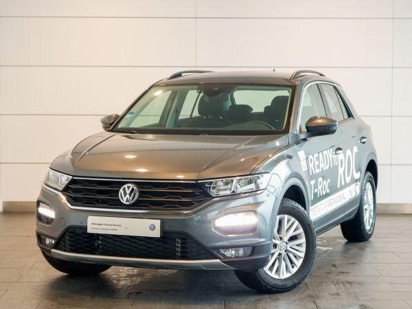 Volkswagen T-Roc segunda mano Setúbal