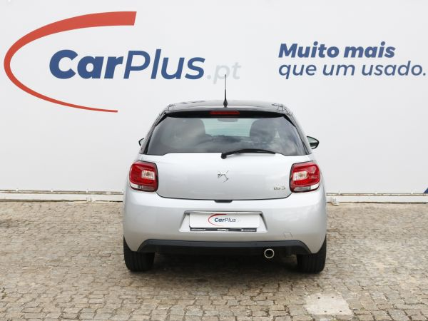 DS DS 3 1.6 BlueHDi 100 S&Be Chic usado (Lisboa)