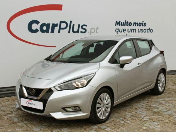 Nissan Micra segunda mão Braga