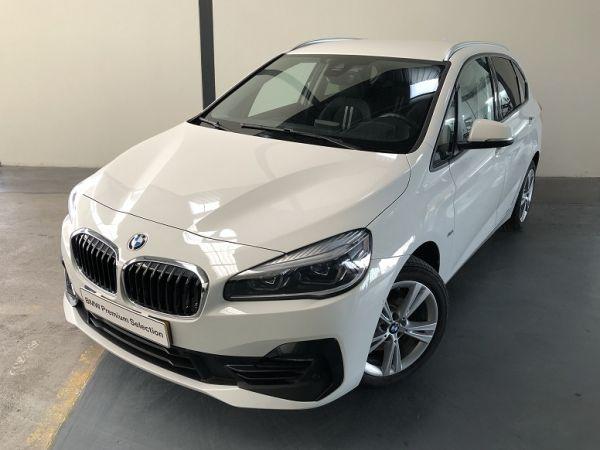 BMW Serie 2 Active Tourer segunda mano Faro