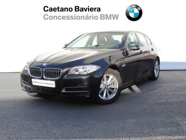 BMW Serie 5 segunda mão Aveiro