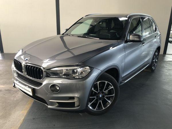 BMW X5 segunda mano Faro