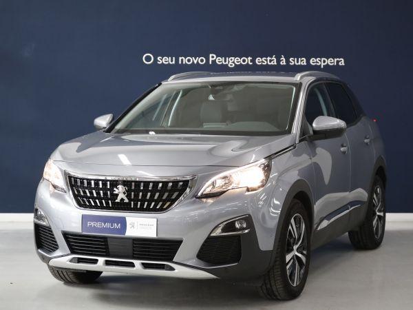 Peugeot 3008 segunda mano Setúbal