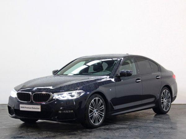 BMW Serie 5 segunda mano Porto