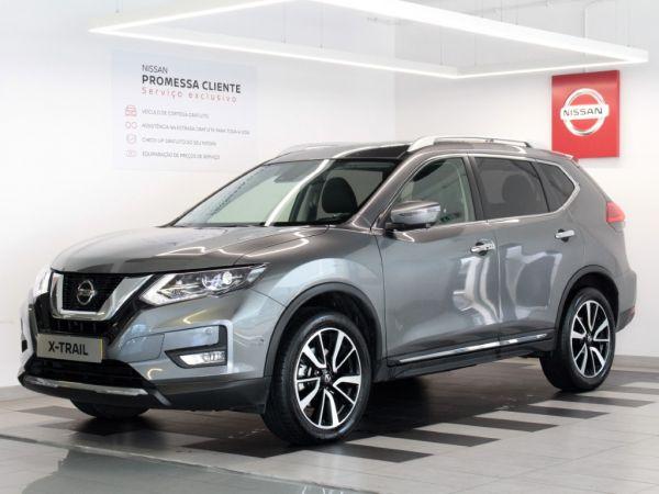 Nissan X-Trail segunda mão Porto