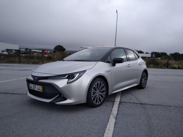 Toyota Corolla segunda mano Castelo Branco