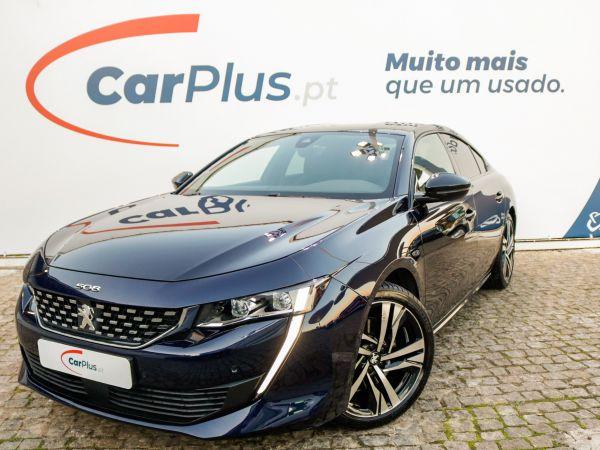 Peugeot 508 segunda mão Porto