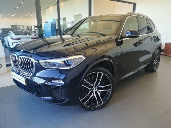 BMW X5 segunda mão Porto