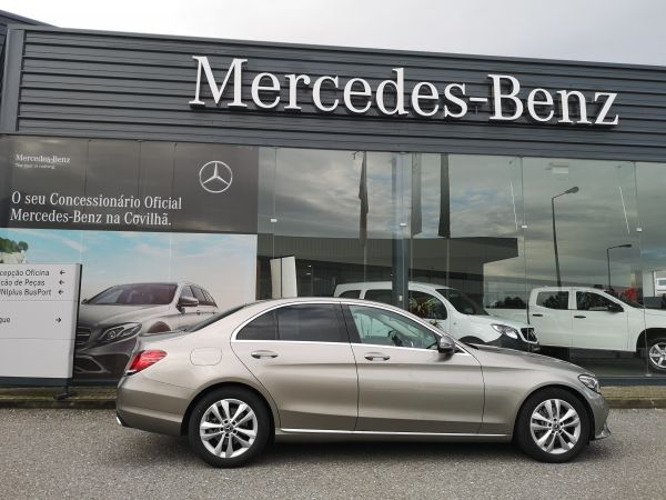 Mercedes Benz Classe C segunda mão Castelo Branco