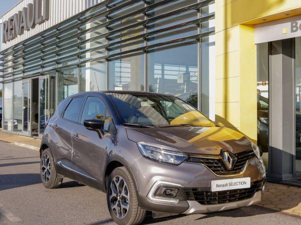 Renault Captur segunda mano Setúbal